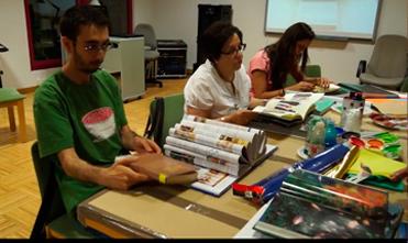 Libros olvidados: taller y subasta solidaria