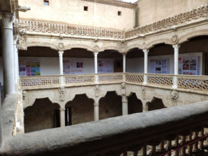 Exposición en Salamanca